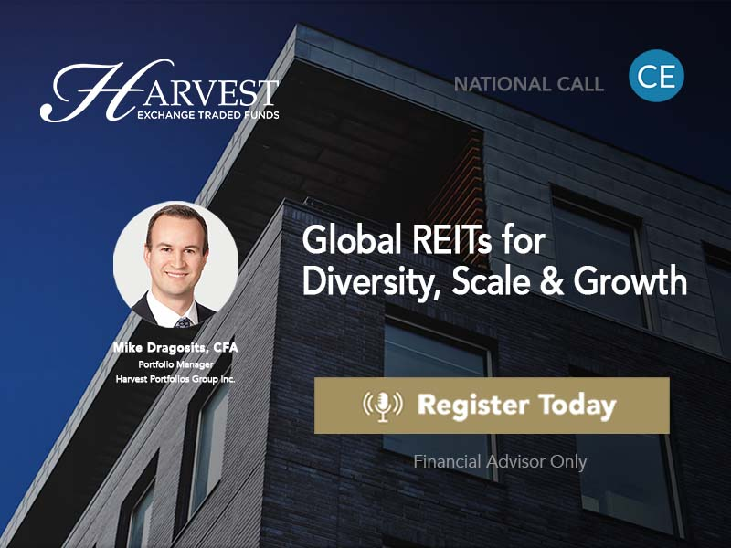 Global REITs for Diversity, Scale & Growth